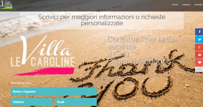 landing page aziendali bergamo milano realizzazione siti web milano